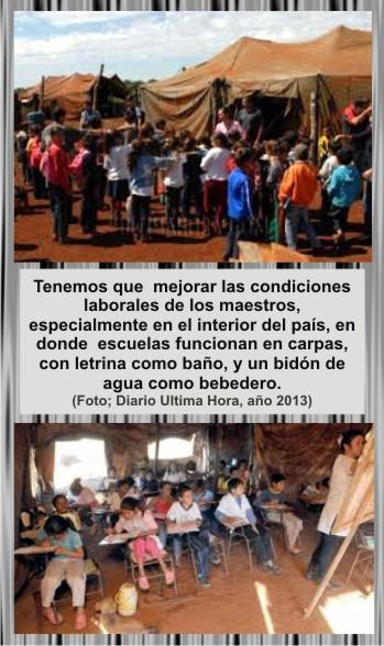 5-docentes-huelga-derechos-humanos-linea-30-vanguardia-Carlos-Parodi-FEP-Juan-Villalba-crucificados-  carpas
