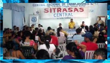 2-Federaciones-Sindicales-Protestas-Congreso-Senado-Diputados-Banco-Central-Paraguay-ANDE-Federación-Educadores-Paraguay-Marta-Lafuente