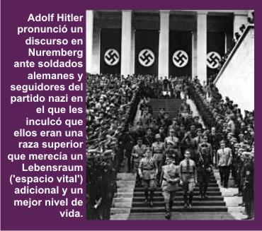4-segregación-discriminación-Perón-pogromo-Noche-Cristales-Rotos-nazi-