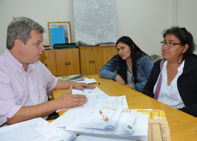 Manuel Morinigo, candidato a intendente por el PLRA